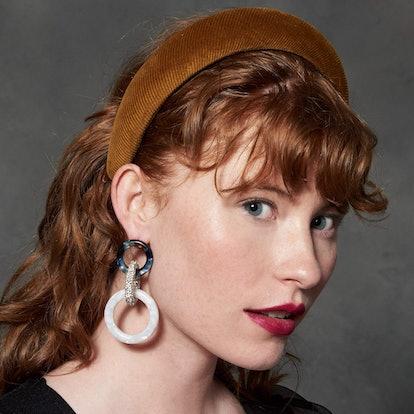 Enchanted Hoop Earrings
