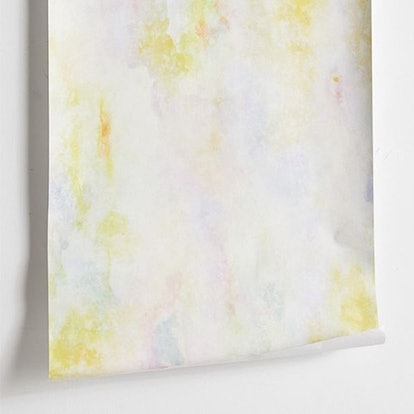 Painterly Watercolor Removable Wallpaper