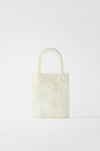 Pearl Bead Handbag