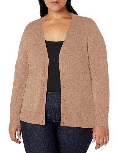 Amazon Essentials Women's Plus Size Lightweight Cardigan