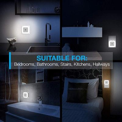 Vont LED Night Lights (6 Pack)