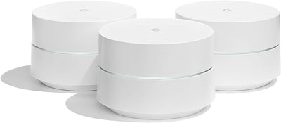 Google Wi-Fi System (3-Pack)
