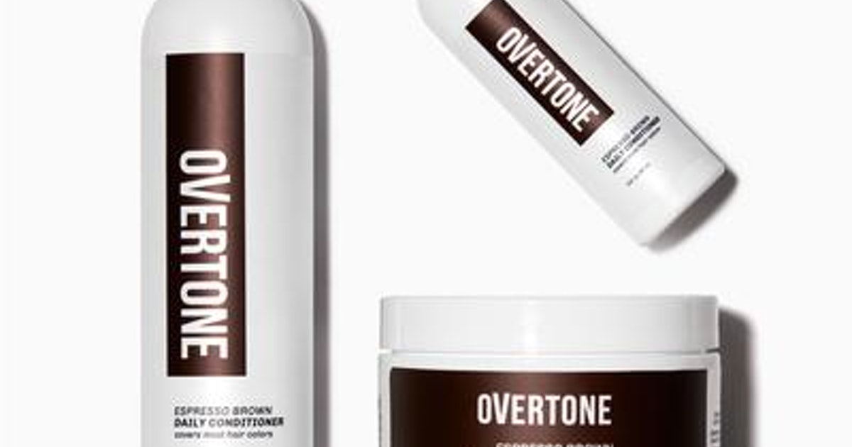 Overtone Conditioner Review: Here's What Happened When I Tried It On My Brown Hair