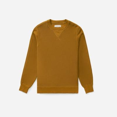 The Twill Sweatshirt