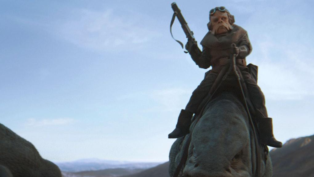Kuiil in The Mandalorian