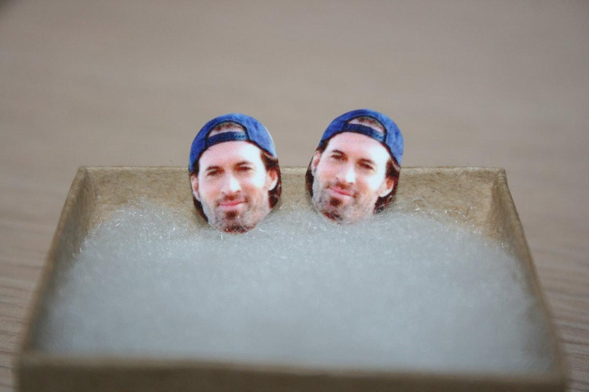 Luke Gilmore Girls Stud Earrings