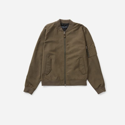 The Bomber Jacket | Uniform