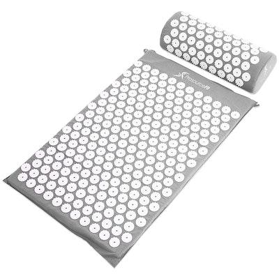 ProsourceFit Acupressure Mat & Pillow Set