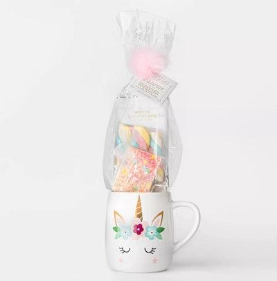 Holiday Unicorn Mug Gift Set
