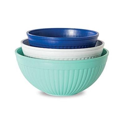 Nordic Ware Mixing Bowls (3-Piece Set)