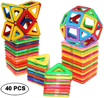 DreambuilderToy Magnetic Building Blocks