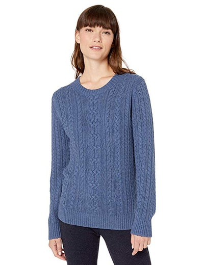 Amazon Essentials Women's Cable Sweater