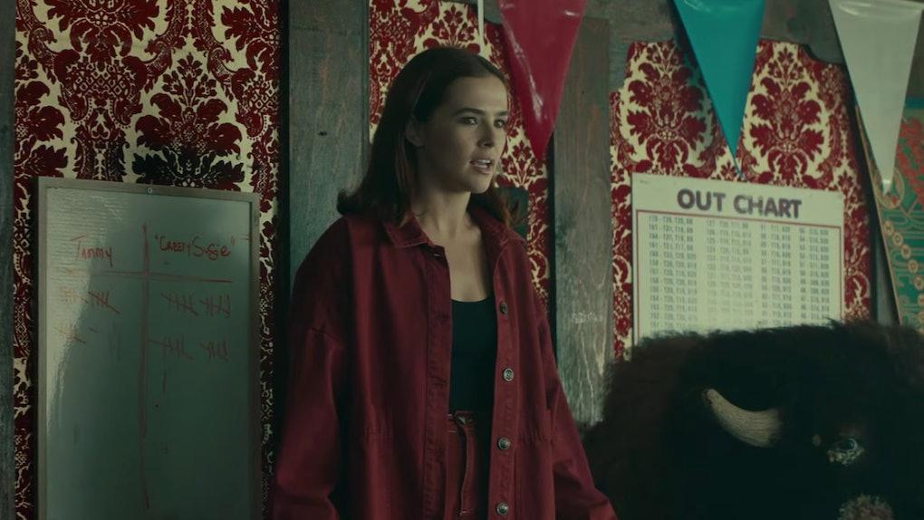 Zoey Deutsch in 'Buffaloed'