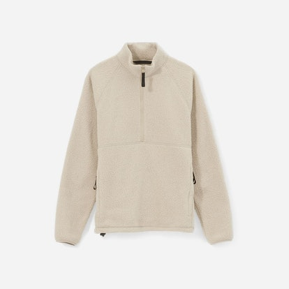 The ReNew Fleece Half Zip