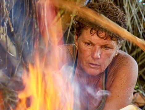 Janet Carbin on 'SURVIVOR: Island of Idols'