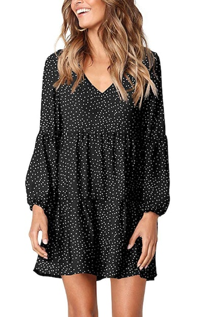Amoretu Women Tunic Dress