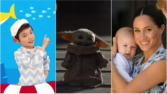 """Data from Google has revealed that Baby Yoda was more popular than """"Baby Shark"""" and Meghan Markle's baby in 2019."""