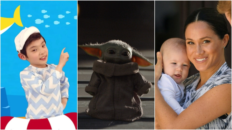 "Data from Google has revealed that Baby Yoda was more popular than ""Baby Shark"" and Meghan Markle's baby in 2019."