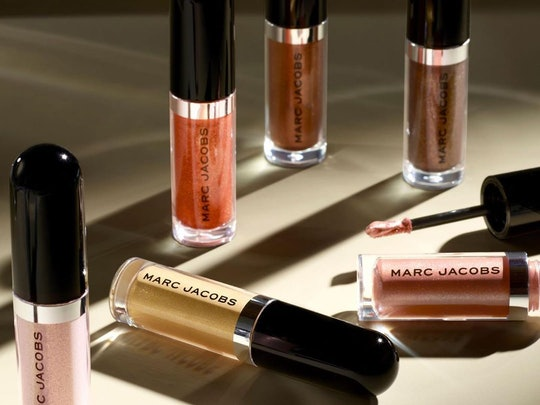 Marc Jacobs Beauty's new See-quins Glam Glitter Liquid Eyeshadow is perfect for New Year's Eve