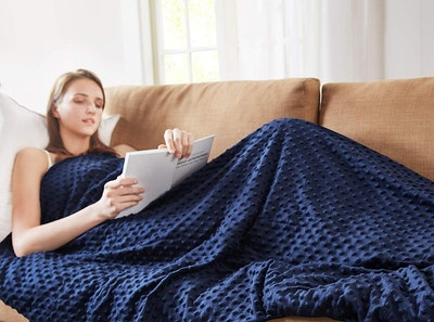 Degrees of Comfort Weighted Blanket