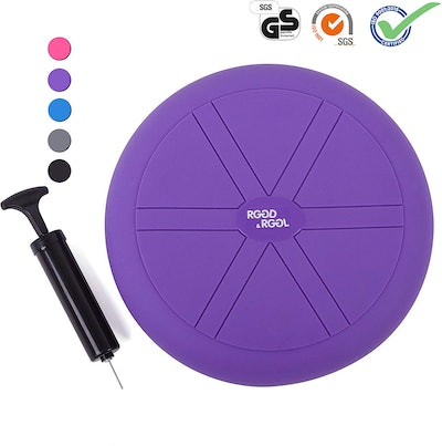 RGGD&RGGL Wobble Cushion with Hand Pump