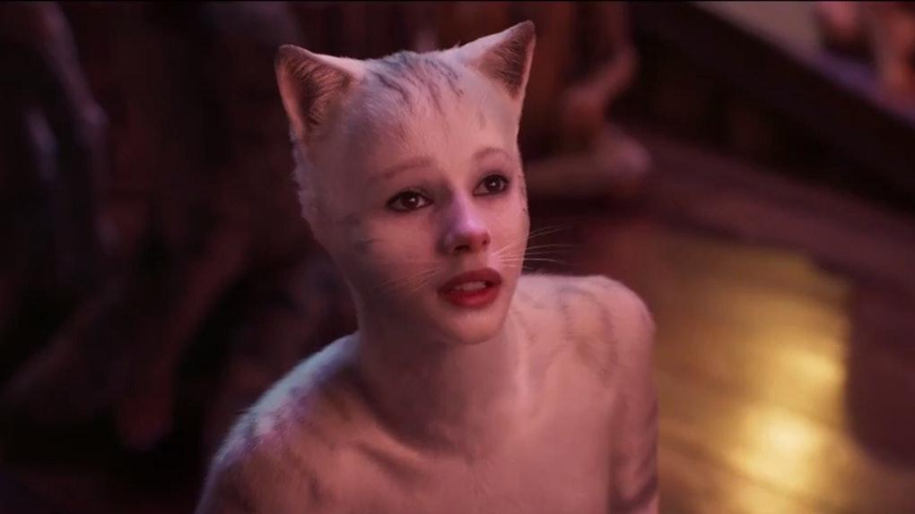 Francesca Hayward in 'Cats'