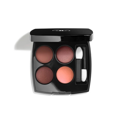 Les 4 Ombres Multi-Effect Quadra Eyeshadow in Warm Memories
