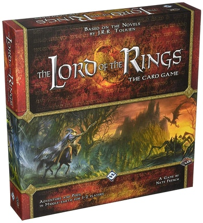 Fantasy Flight Games Lord of the Rings: The Card Game