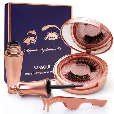VASSOUL Magnetic Eyelashes With Eyeliner
