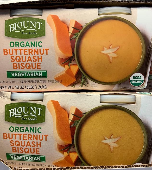 Blunt Organic Butternut Squash Bisque