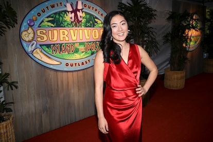 Kellee Kim 'Survivor' finale