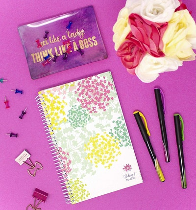 Bloom Daily Planners List Planner