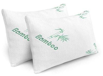 Plixio Pillows for Sleeping (2-Pack)