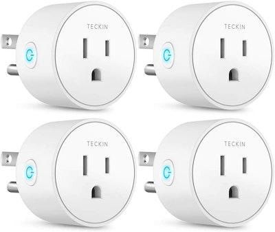 Teckin Mini Smart Outlet Wifi Plug
