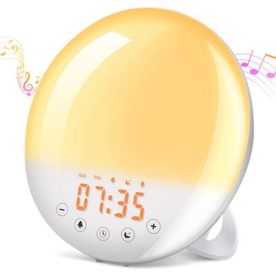 SOLMORE Sunrise Alarm Clock