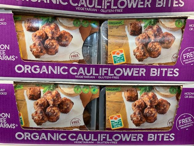 Don Lee Farms Organic Cauliflower Bites