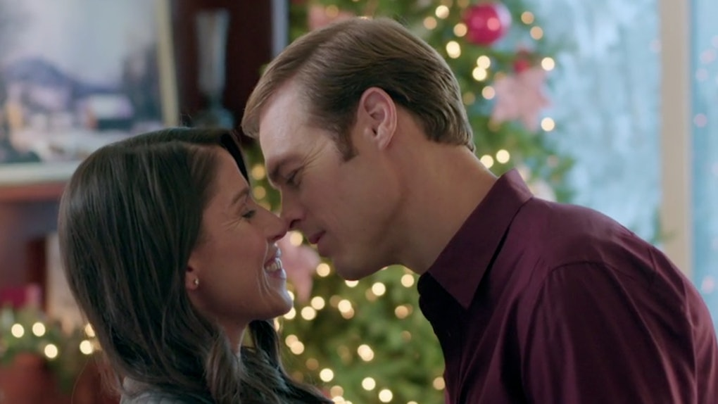 'Staging Christmas' is one of the many movies on Lifetime's 2019 Christmas day lineup