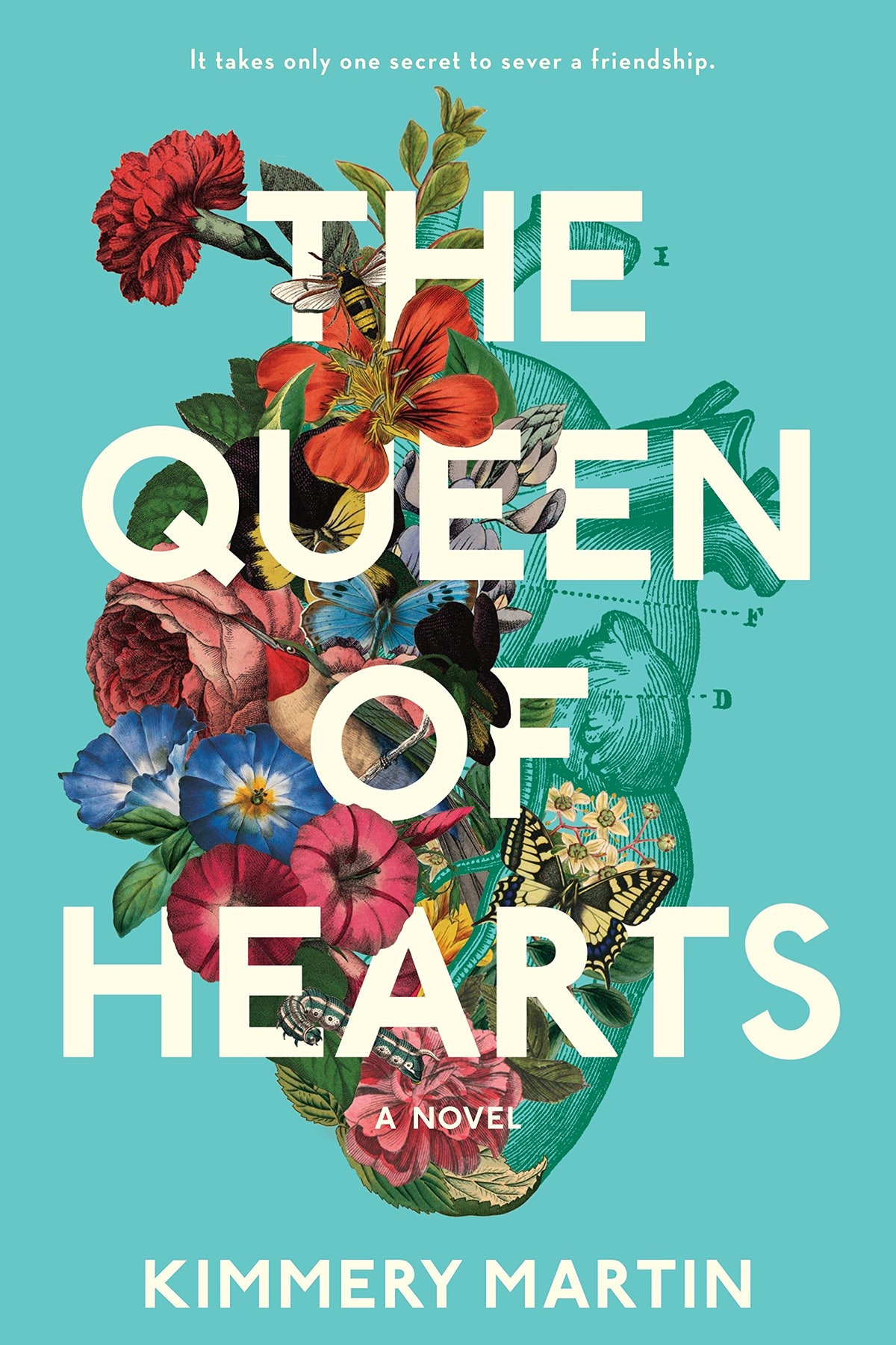'The Queen Of Hearts' by Kimmery Martin