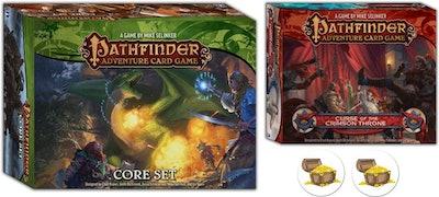 Mike Selinker Pathfinder Adventure Card Game Bundle