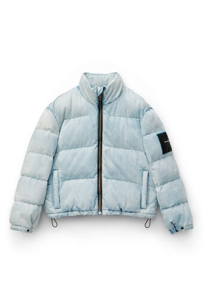 Bleached Puffer Jacket