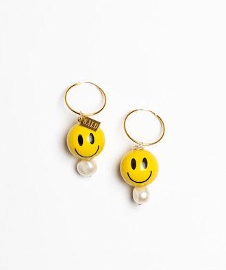 Smiley Dude Earrings