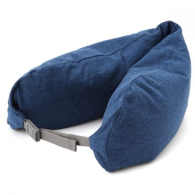 Well-Fitted Neck Cushion in Navy