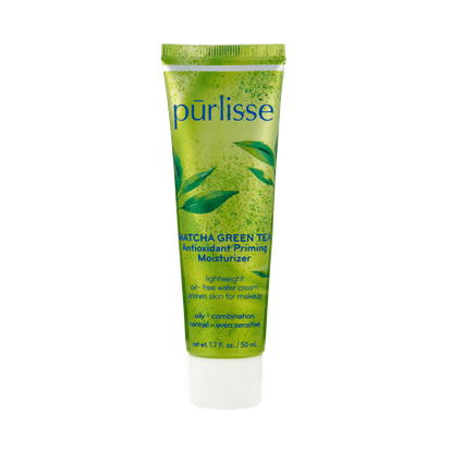 Matcha Green Tea Antioxidant Priming Moisturizer