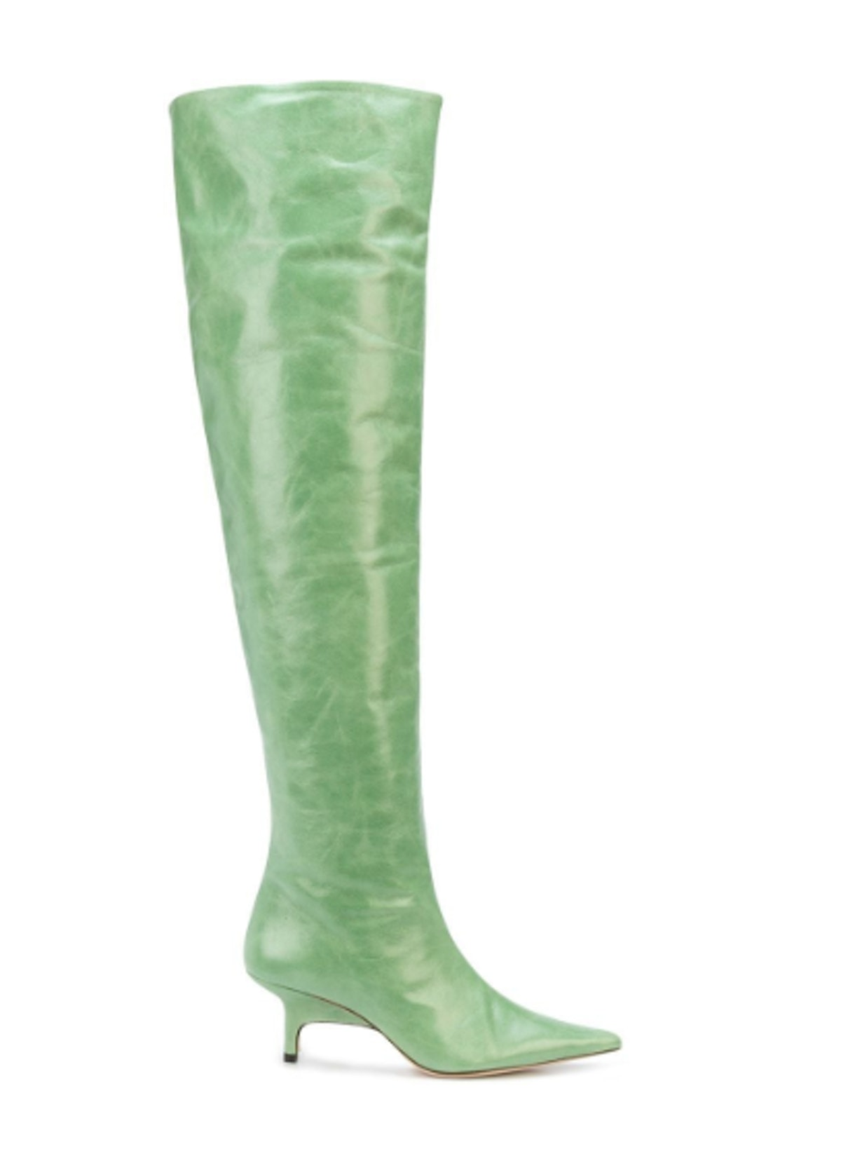 Knee-length Boots