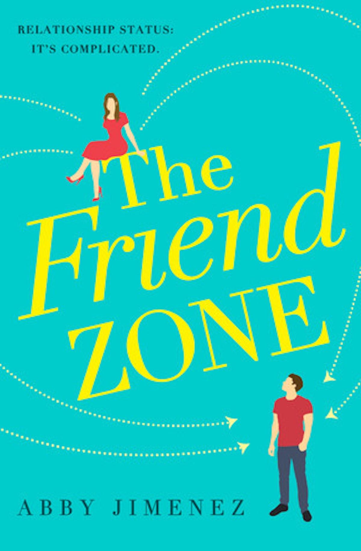 'The Friend Zone' by Abby Jimenez