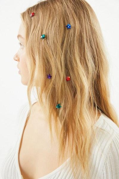 Vintage Star Twist Hair Accessory Set