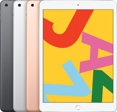 Apple iPad 10.2-inch Wi-Fi Only 7th Generation