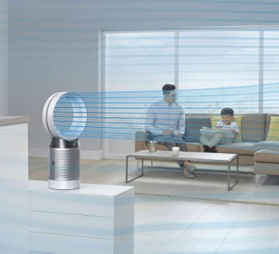 Dyson Pure Cool, DP04-HEPA Air Purifier and Fan