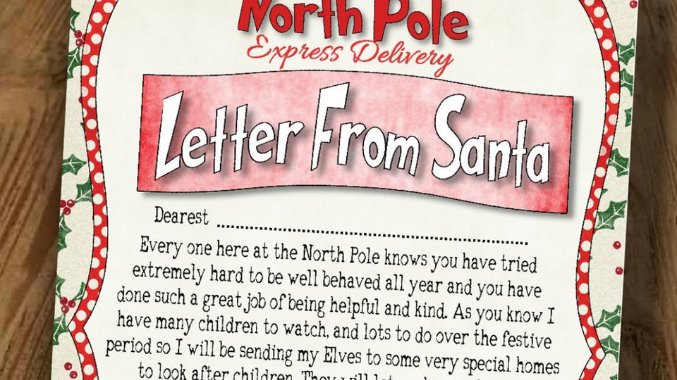 These 15 Elf on the Shelf printable letters from Santa will make your kid's Christmas morning.