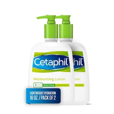 Cetaphil Moisturizing Lotion (2-Pack)